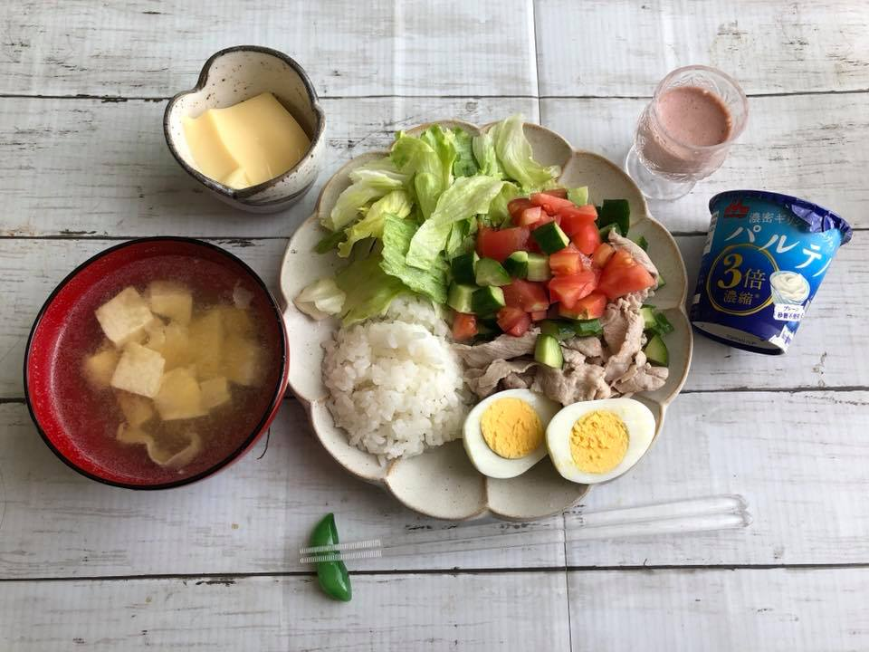 ダイエットの食事 朝昼夜のメニュー どうすれば痩せるのか